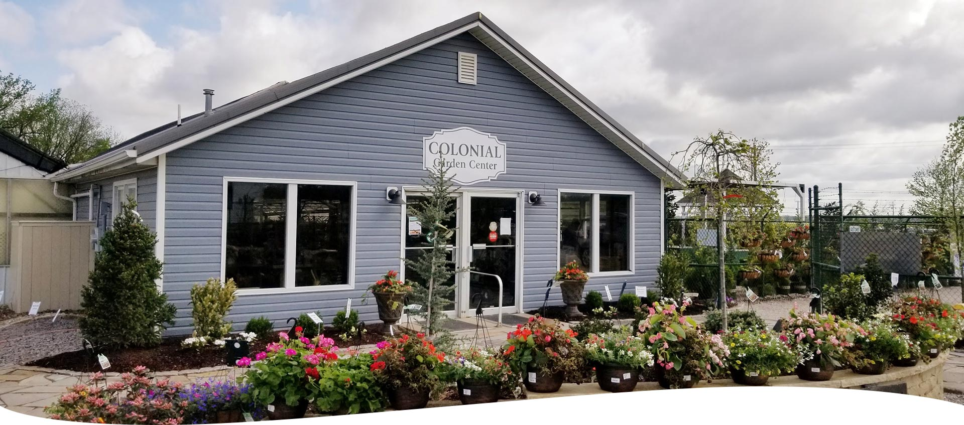 Colonial Classics Garden Center